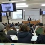 経済学部講義風景3