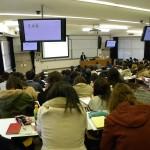 経済学部講義風景1