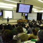 経済学部講義風景2