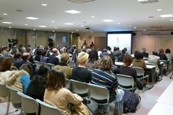 香川大学での講演会