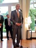 ドイツ連邦共和国大使 Dr.シュタンツェル